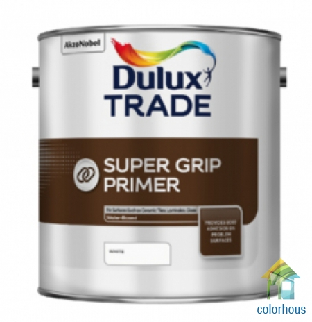 Dulux Super Grip Primer -грунт (Дулюкс Супер Грип Праймер)